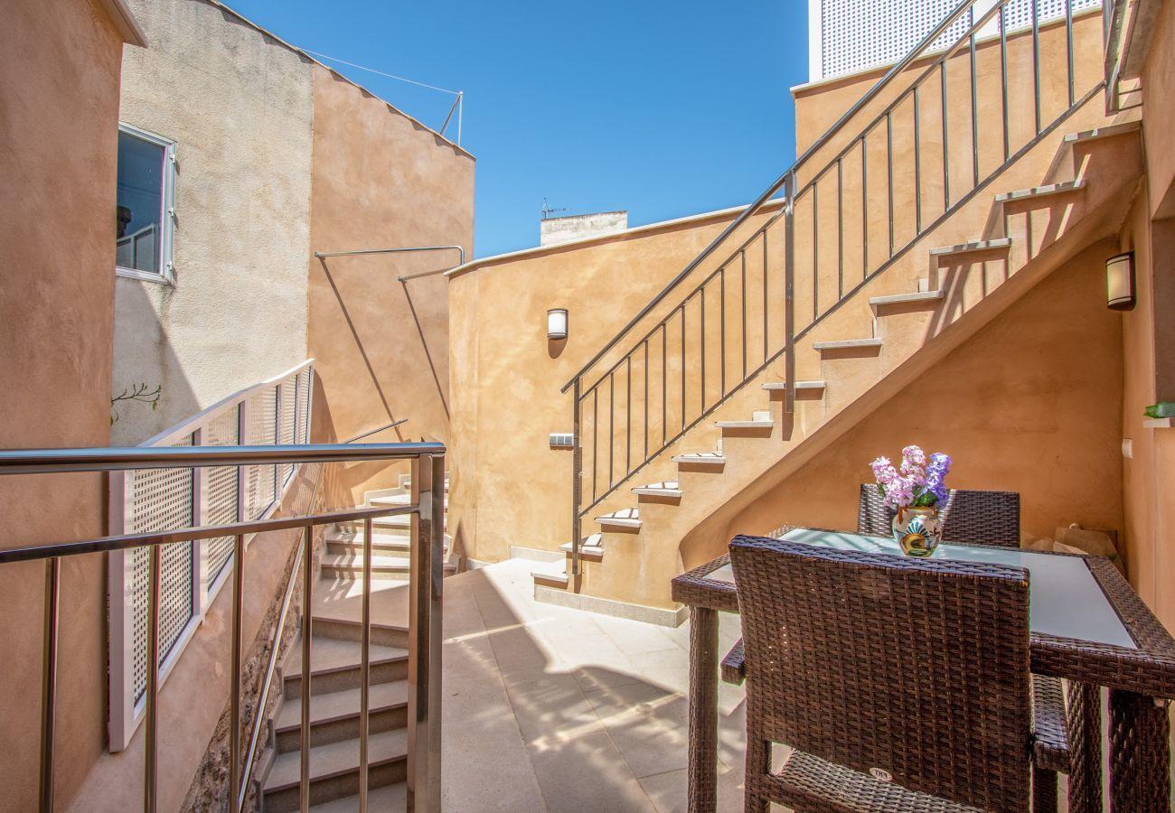 Ferienhaus in Pollensa / Pollença - Town55, House 5StarsHome Pollensa
